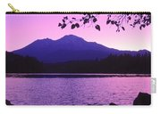 Sunrise On Lake Shasta Carry-all Pouch