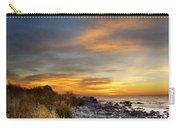 Sunrise On Mackinac Island Carry-all Pouch