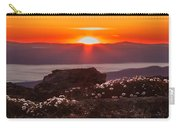 Sunrise On Mount Clay 2 Carry-all Pouch