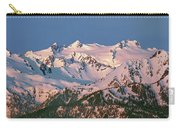 1m4120-sunrise On Mt. Olympus  Carry-all Pouch