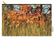 Sunrise On Oaks In Glacial Park Carry-all Pouch