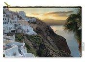 Sunrise On Santorini Carry-all Pouch
