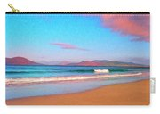 Sunrise On Sea Of Cortez Carry-all Pouch