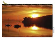 Sunrise On The Cove Carry-all Pouch