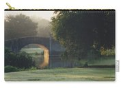 Sunrise On The Golf Course Carry-all Pouch