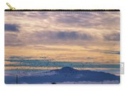 Sunrise On The Highway Carry-all Pouch