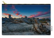 Sunrise On The Jeffrey Pine Carry-all Pouch