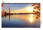 Sunrise On The Tidal Basin Carry-all Pouch
