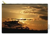Sunrise Over Fort Salonga4 Carry-all Pouch