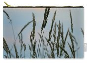 Sunrise Over Grass Carry-all Pouch