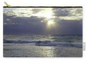 Sunrise Over Gulf Of Mexico Carry-all Pouch