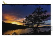 Sunrise Over Hauser Carry-all Pouch