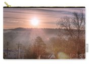 Sunrise Over Hermann Carry-all Pouch