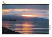 Sunrise Over Kachemak Bay Carry-all Pouch