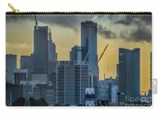 Sunrise Over Melbourne Carry-all Pouch