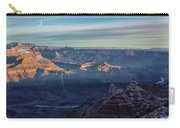 Sunrise Over The Grand Canyon Carry-all Pouch