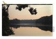 Sunrise Over The Huron River Carry-all Pouch