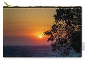 Sunrise Over The Valley Carry-all Pouch