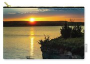 Sunrise Over Wilson Lake Carry-all Pouch