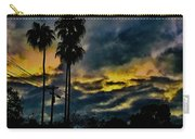 Sunrise Palms Carry-all Pouch