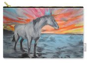 Sunrise Pony Carry-all Pouch