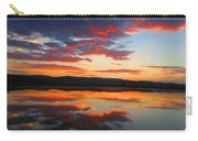 Sunrise Refection Carry-all Pouch