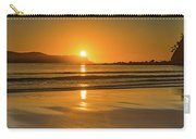 Sunrise Seascape With The Sun Carry-all Pouch