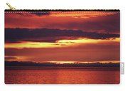 Sunrise Sekiu Washington Carry-all Pouch