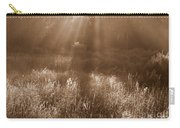 Sunrise Sepia Carry-all Pouch