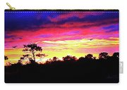 Sunrise Sunset Delight Or Warning Carry-all Pouch