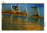 Sunrise / Sunset / Sailboats Carry-all Pouch