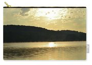 Sunrise Swan Carry-all Pouch