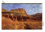 Sunrise The Castle Capitol Reef National Park Utah Carry-all Pouch
