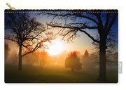 Sunrise Through Trees Carry-all Pouch