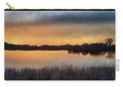 Sunrise On A Frosty Marsh Carry-all Pouch