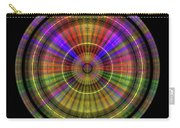 Sunset 4, Series II Carry-all Pouch by Visual Artist Frank Bonilla