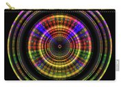 Sunset 5, Series II Carry-all Pouch by Visual Artist Frank Bonilla