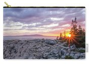 Sunset Acdia National Park  Carry-all Pouch