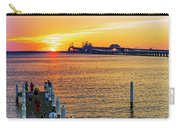 Sunset Across The Chesapeake Carry-all Pouch