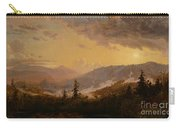 Sunset After A Storm In The Catskill Mountains Carry-all Pouch