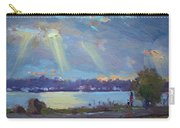 Sunset After The Rain Carry-all Pouch