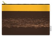 Sunset And Lake Michigan Carry-all Pouch