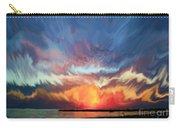 Sunset Art Landscape Carry-all Pouch