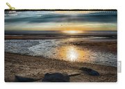 Sunset At Brewster Flats Carry-all Pouch