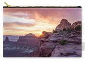 Sunset At Canyonlands Carry-all Pouch
