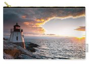 Sunset At Castle Hill Carry-all Pouch