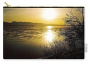 Sunset At Cook Inlet - Alaska Carry-all Pouch