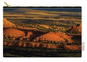 Sunset At Donkey Flats Carry-all Pouch
