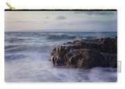 Sunset At Dunure Carry-all Pouch