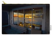 Sunset At Fletchers Camp Carry-all Pouch
